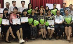 Tham dự lớp Tập huấn công tác xã hội với người khuyết tật