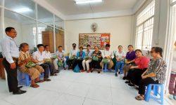 Trao quà cho Hội Người Mù quận Ninh Kiều và Hội Người Mù quận Bình Thủy