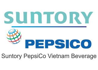 logo cty Suntory Pepsico